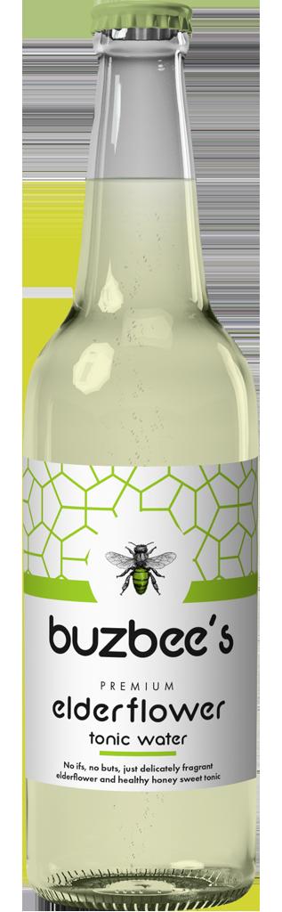 Buzbee's Premium Elderflower Tonic Water