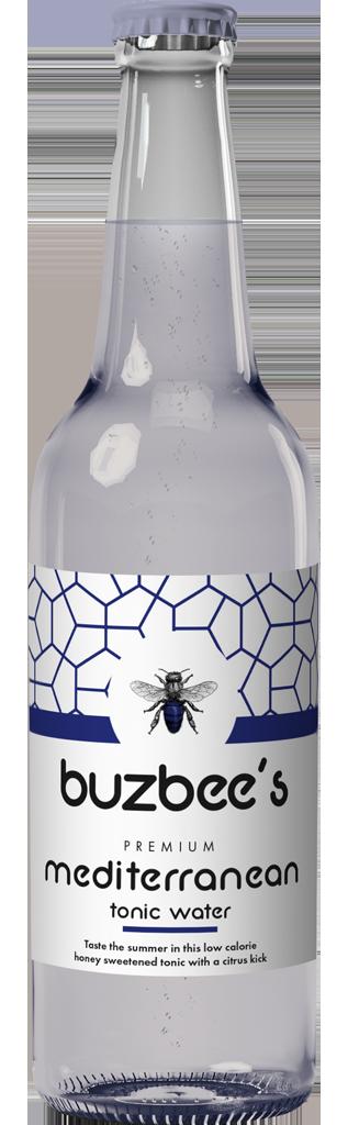 Buzbee's Premium Mediterranean Tonic Water