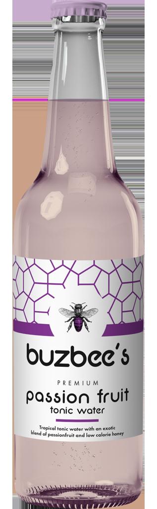 Buzbee's Premium Passion Fruit Tonic Water