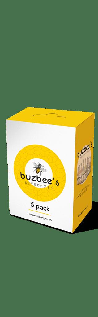 Buzbee's Premium Taster Selection 5 Pack